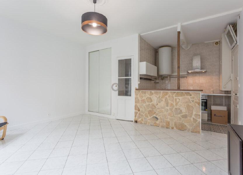 Appartement à louer 28.45m2 à Boissy-Saint-Léger
