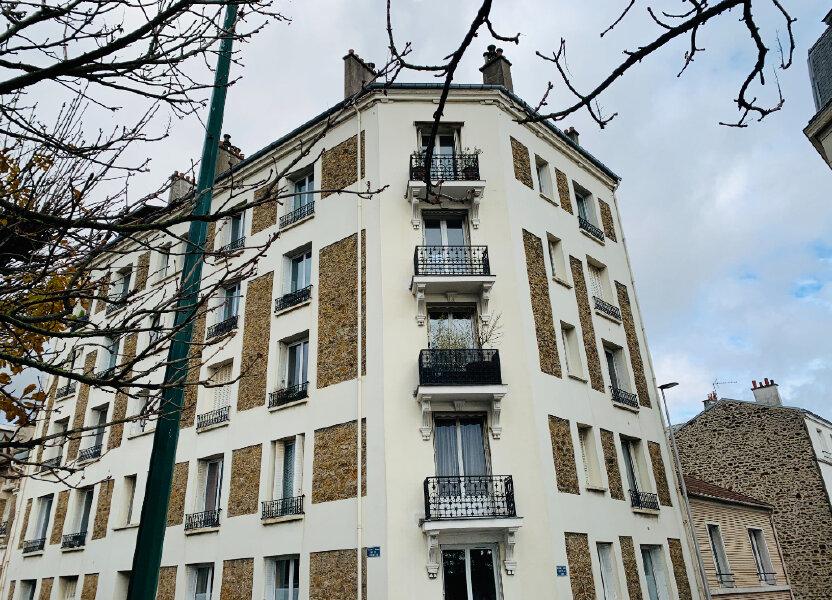 Appartement à louer 60.85m2 à Nogent-sur-Marne