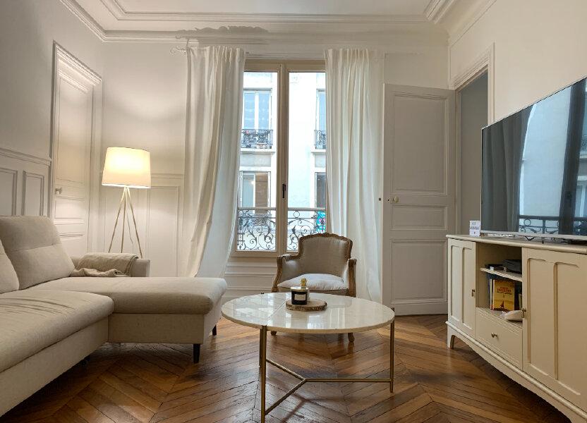 Appartement à louer 51.96m2 à Le Perreux-sur-Marne