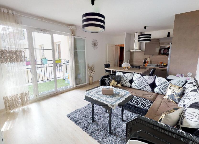 Appartement à vendre 44.82m2 à Le Plessis-Trévise