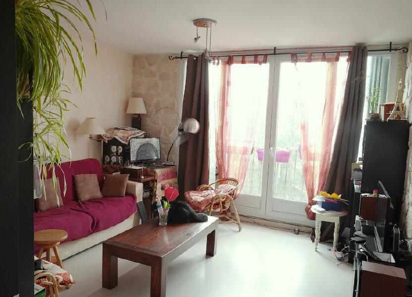 Appartement à vendre 58.84m2 à Le Plessis-Trévise