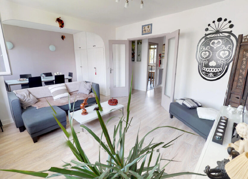 Appartement à vendre 68m2 à Le Plessis-Trévise