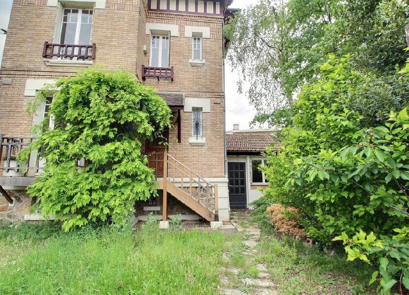 Maison à vendre 192m2 à Fontenay-sous-Bois
