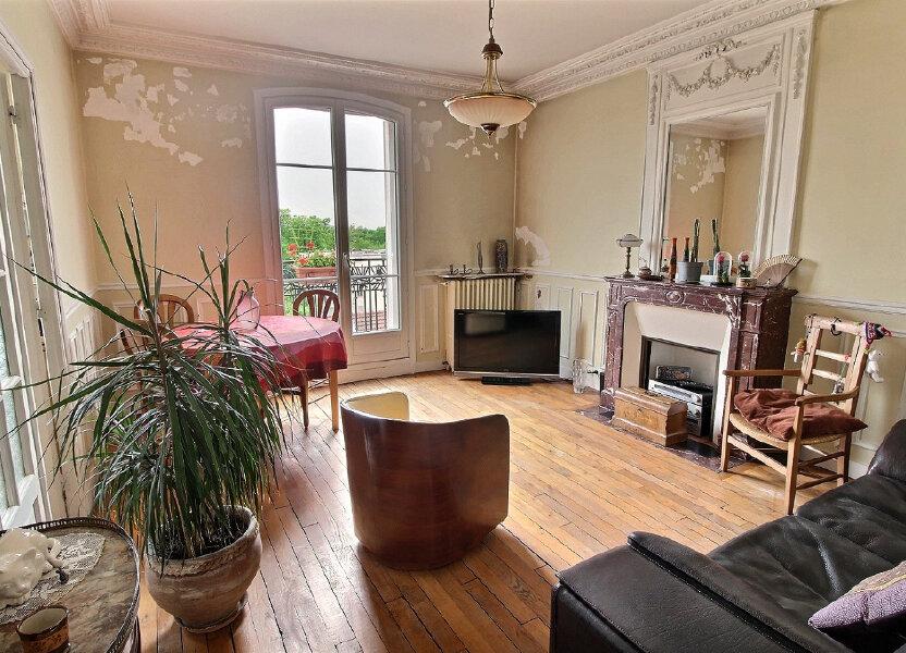 Appartement à vendre 68.51m2 à Fontenay-sous-Bois