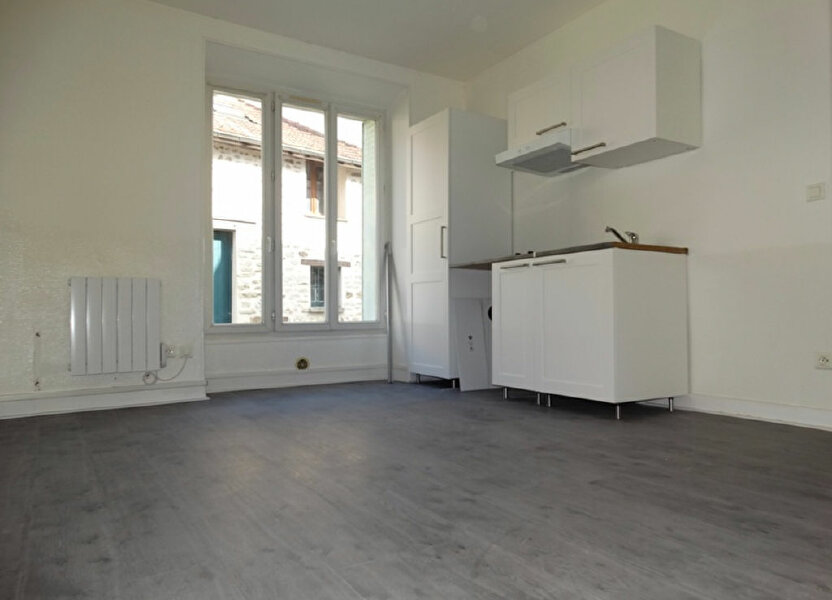 Appartement à vendre 27.5m2 à Aubergenville