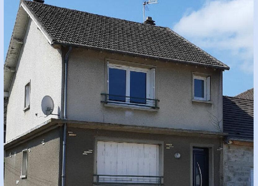 Maison à louer 80m2 à Mézières-sur-Seine