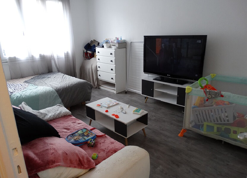 Appartement à louer 32.85m2 à Mézières-sur-Seine