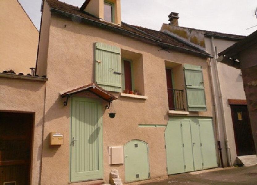 Maison à vendre 55m2 à Mézières-sur-Seine