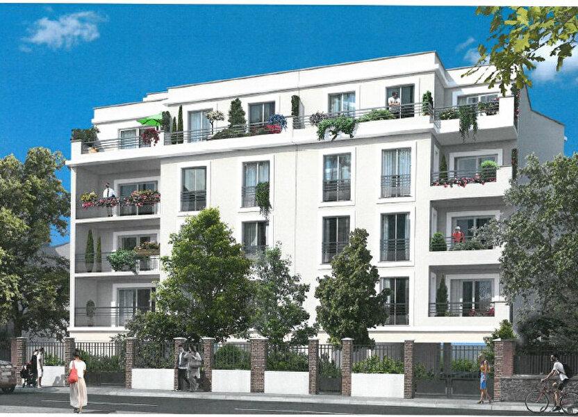 Appartement à vendre 73m2 à Villemomble