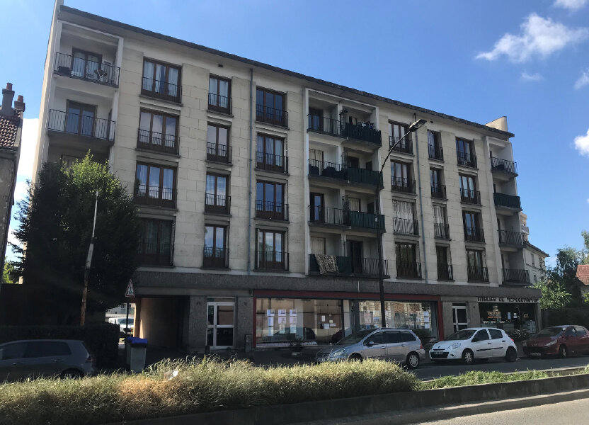 Appartement à louer 56.65m2 à Livry-Gargan