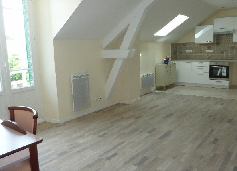 Appartement à louer 47.5m2 à Chailly-en-Bière