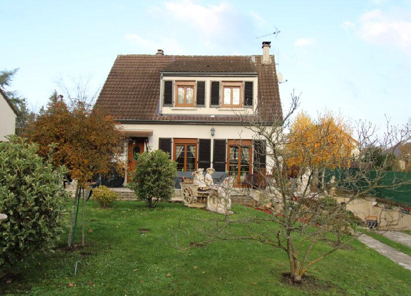 Maison à vendre 100m2 à Saint-Fargeau-Ponthierry