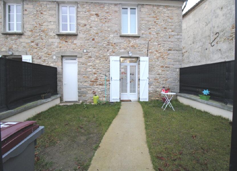 Maison à louer 53.4m2 à Chailly-en-Bière
