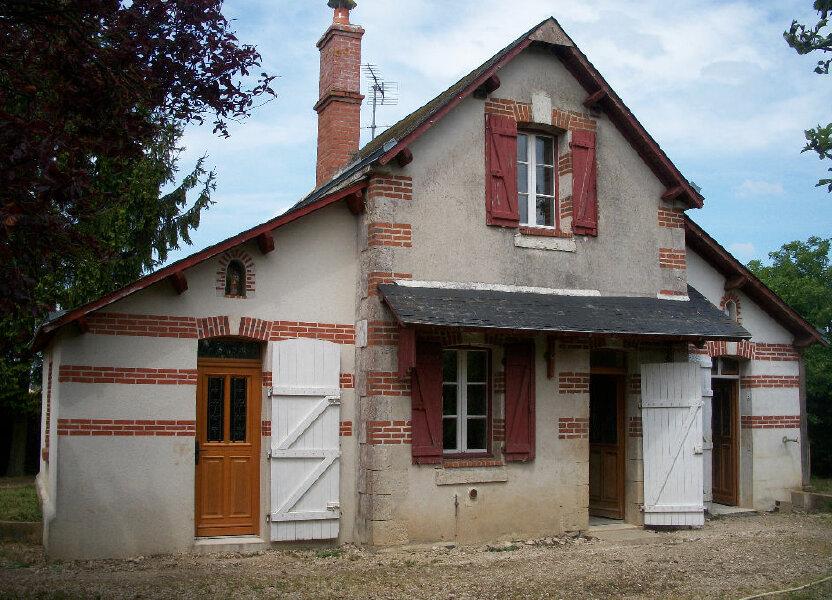 Maison à vendre 64m2 à La Chapelle-Saint-Martin-en-Plaine