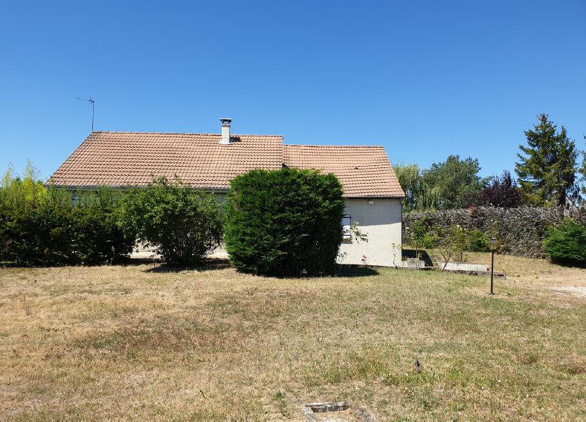 Maison à vendre 130m2 à Candé-sur-Beuvron