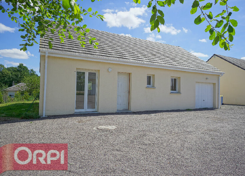 Maison à vendre 80m2 à Broglie