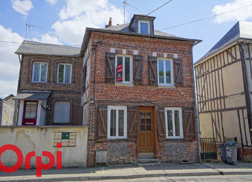 Maison à vendre 55m2 à Bernay