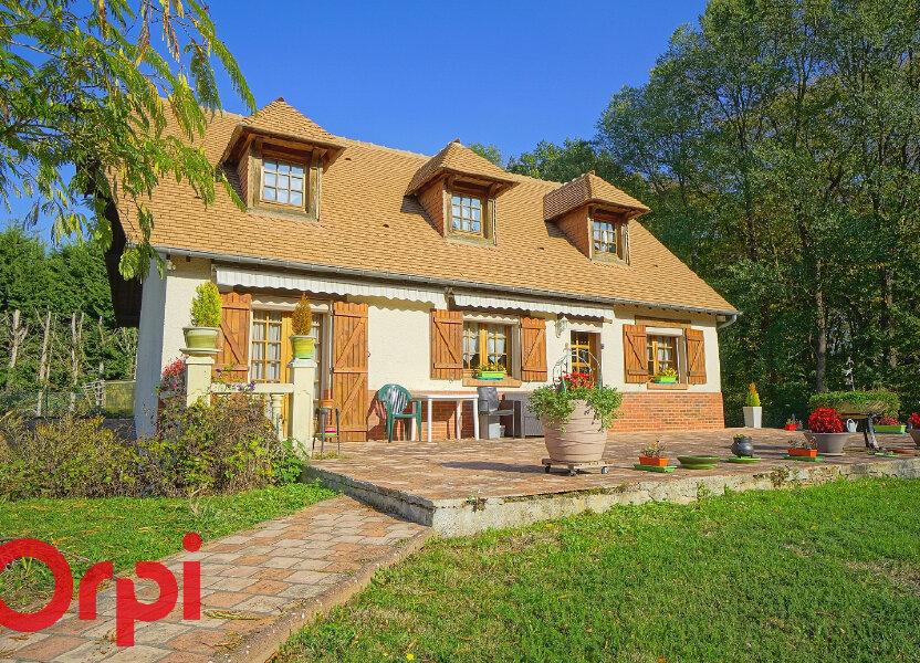 Maison à vendre 100m2 à Beaumont-le-Roger
