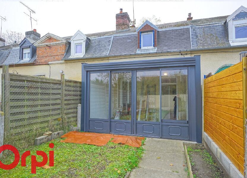 Maison à vendre 55m2 à Serquigny