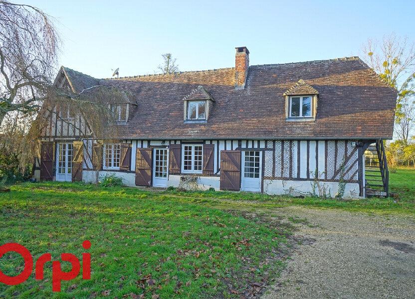 Maison à vendre 155m2 à Saint-Martin-du-Tilleul
