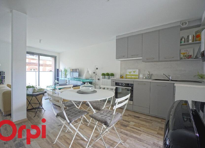 Appartement à vendre 64.4m2 à Bernay