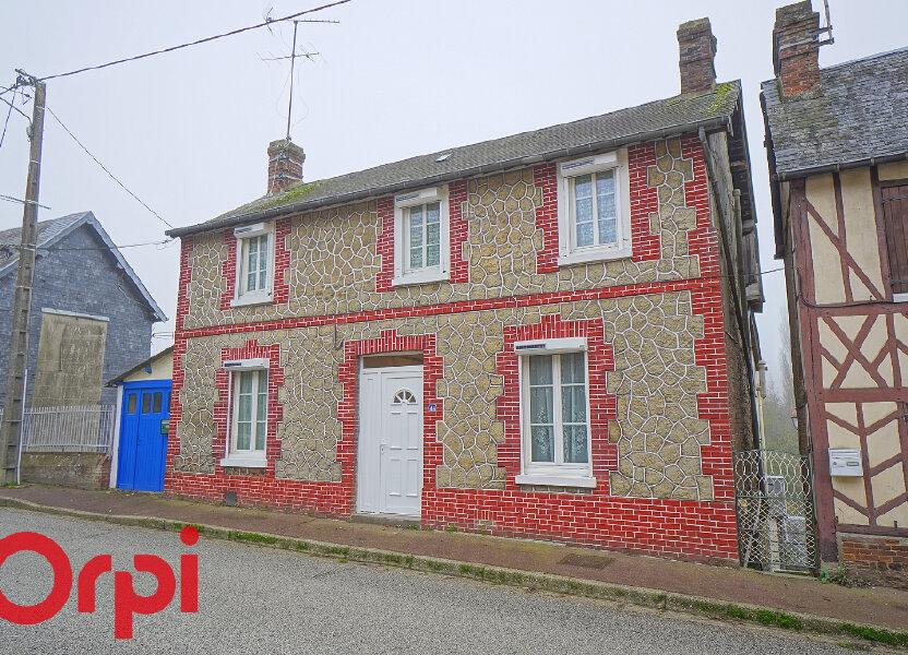 Maison à louer 90.99m2 à Broglie