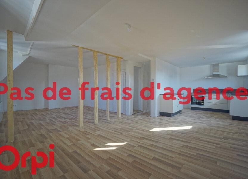 Appartement à louer 98.2m2 à Bernay