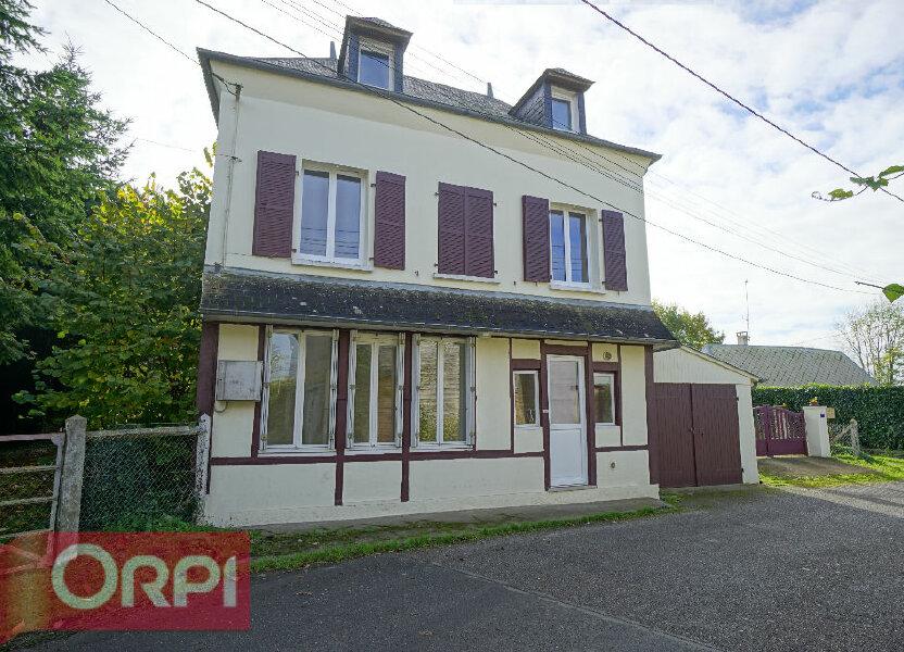 Maison à louer 113.88m2 à La Chapelle-Hareng