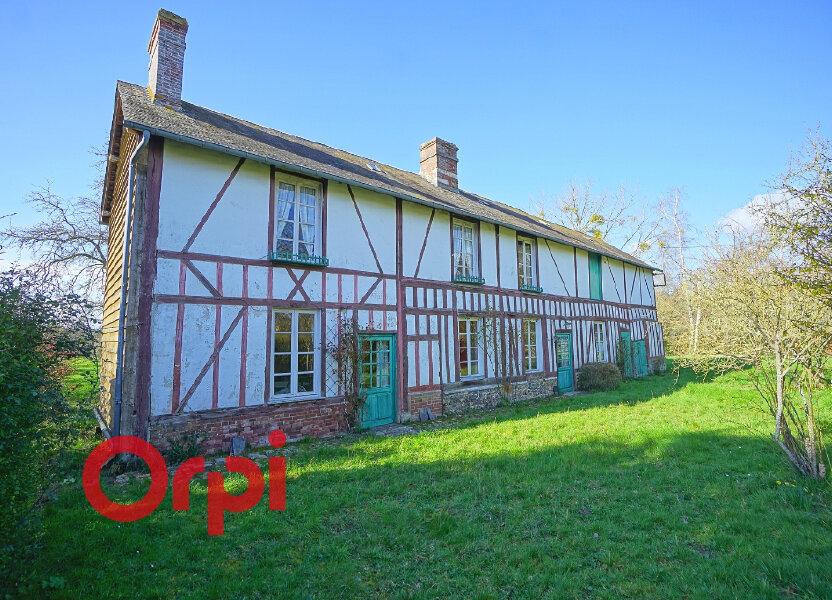 Maison à vendre 135m2 à Beaumesnil
