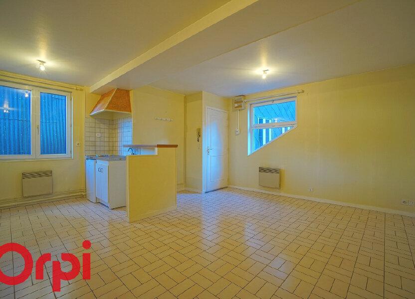Appartement à louer 26.13m2 à Bernay