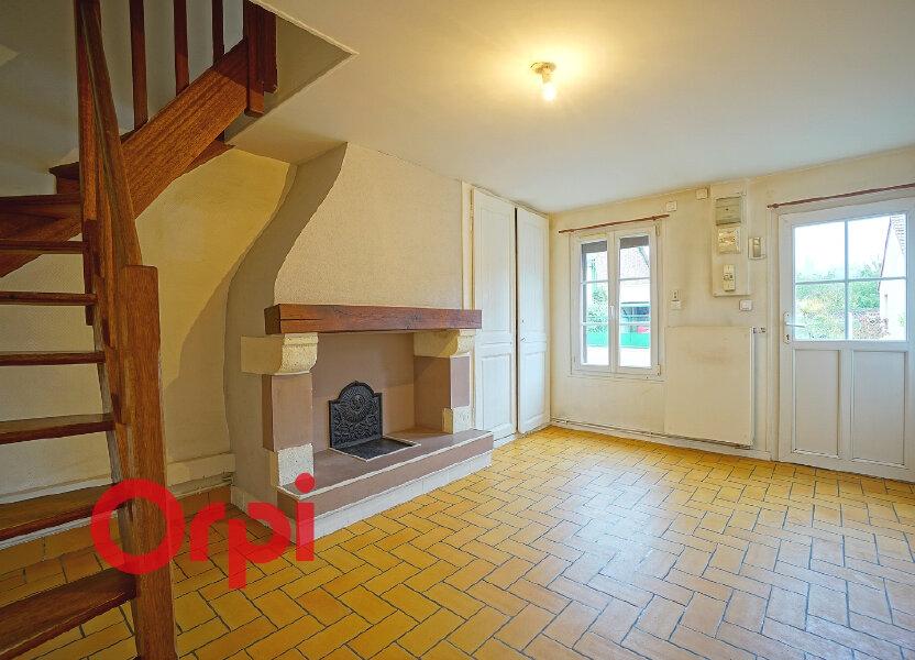Appartement à louer 37.16m2 à Bernay
