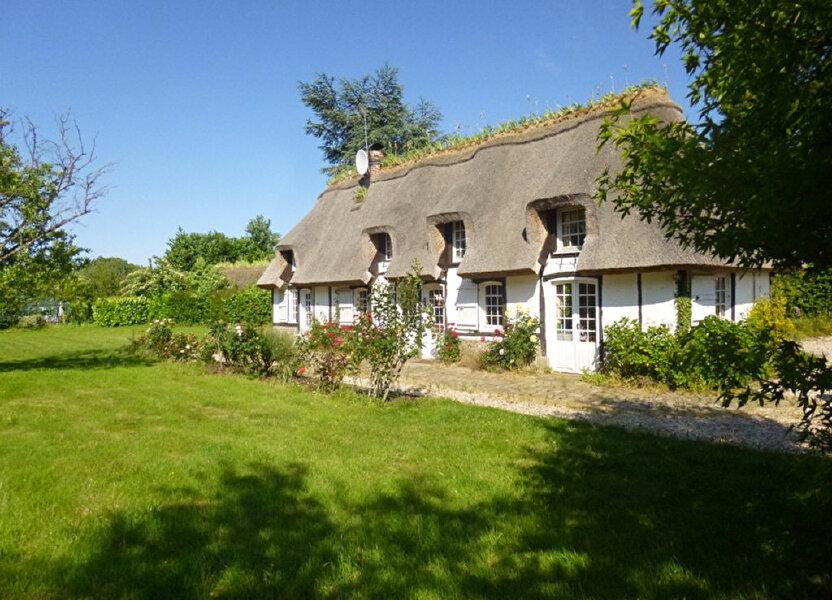 Maison à vendre 90m2 à Trouville-la-Haule