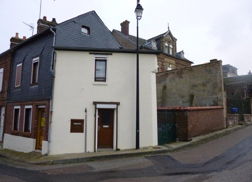 Maison à vendre 44m2 à Quillebeuf-sur-Seine