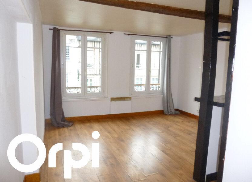 Appartement à louer 28m2 à Pont-Audemer