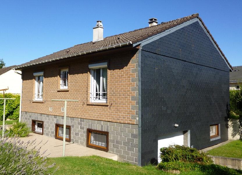 Maison à vendre 68.5m2 à Pont-Audemer