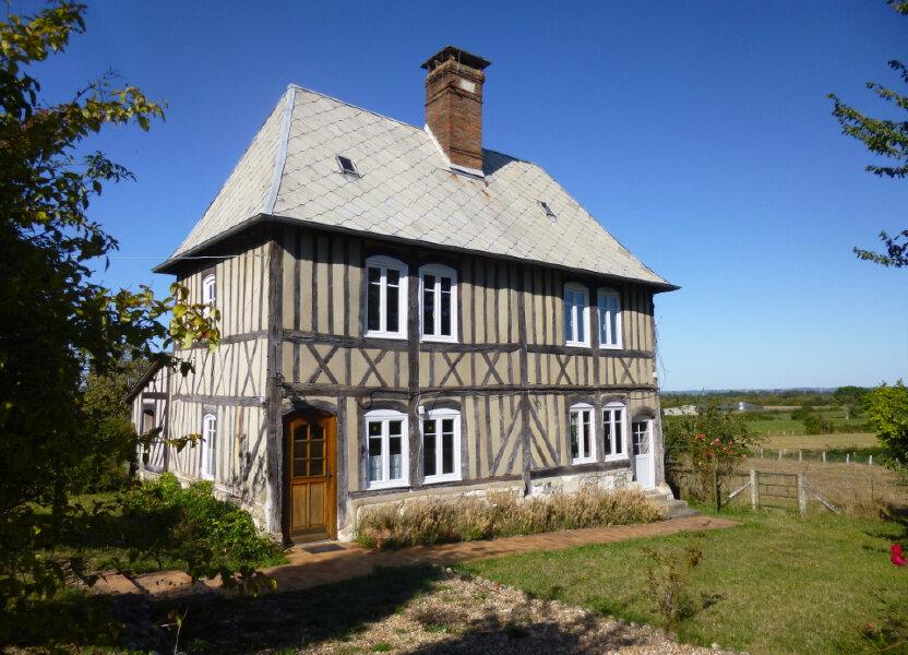 Maison à vendre 106m2 à Pont-Audemer