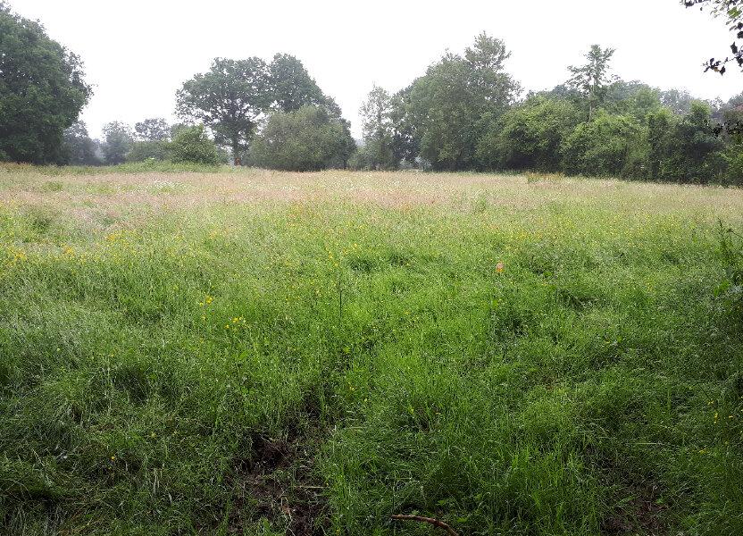 Terrain à vendre 1034m2 à Saint-Martin-Saint-Firmin