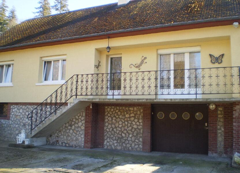 Maison à vendre 192m2 à Manneville-sur-Risle