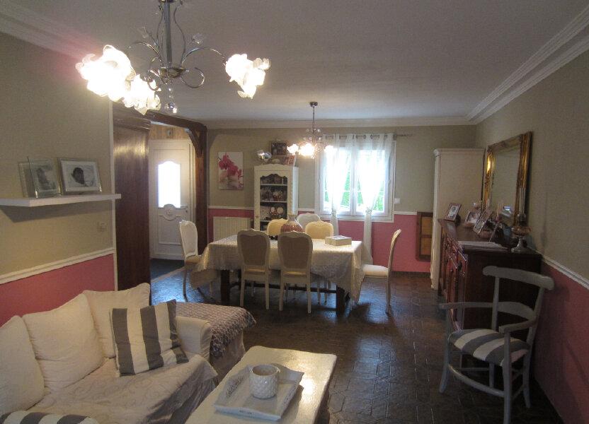 Maison à vendre 104.92m2 à Tourville-sur-Pont-Audemer