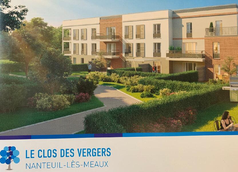 Appartement à vendre 84.35m2 à Nanteuil-lès-Meaux