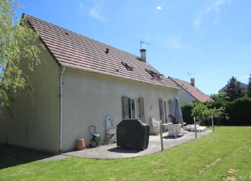 Maison à vendre 125m2 à Le Plessis-Belleville