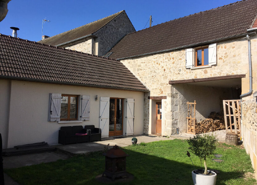 Maison à vendre 150m2 à Villeneuve-sur-Verberie