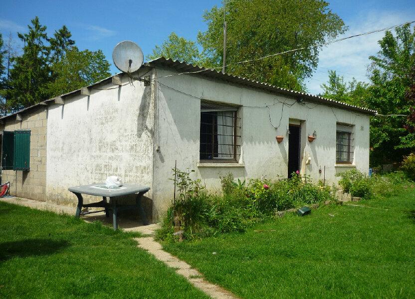 Terrain à vendre 9212m2 à Boissy-Fresnoy