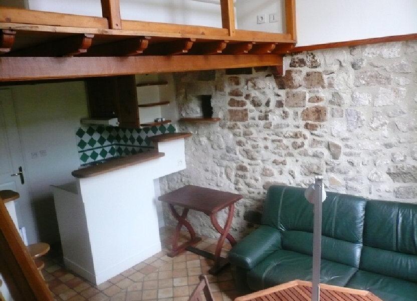 Appartement à louer 20.29m2 à Senlis