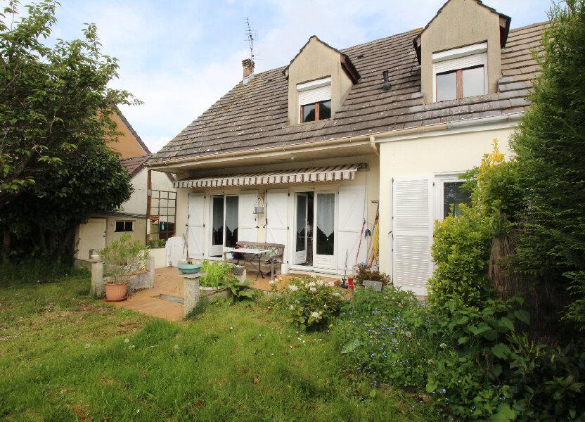 Maison à vendre 116m2 à Nanteuil-le-Haudouin