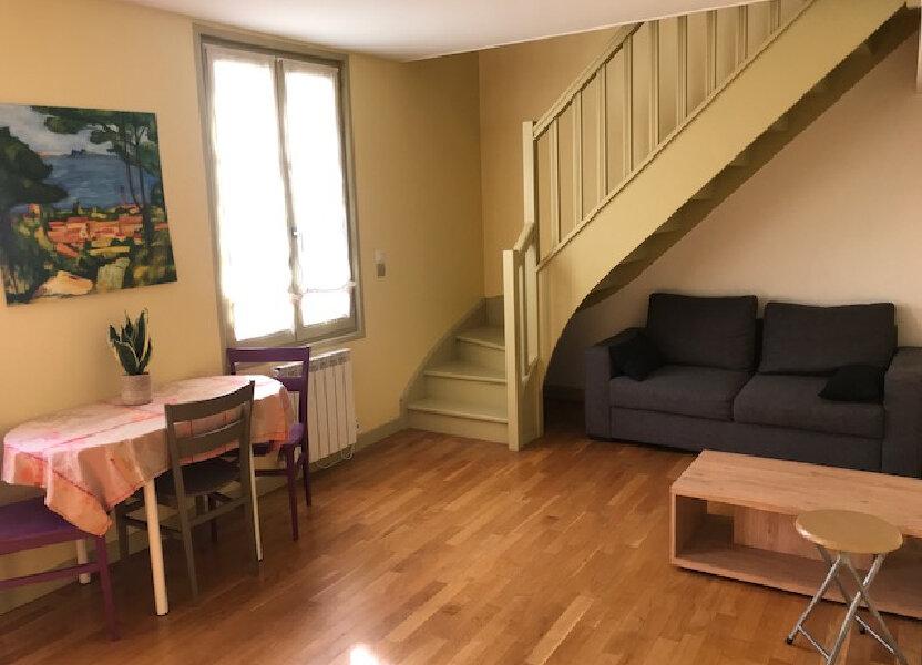 Appartement à louer 36.43m2 à Senlis