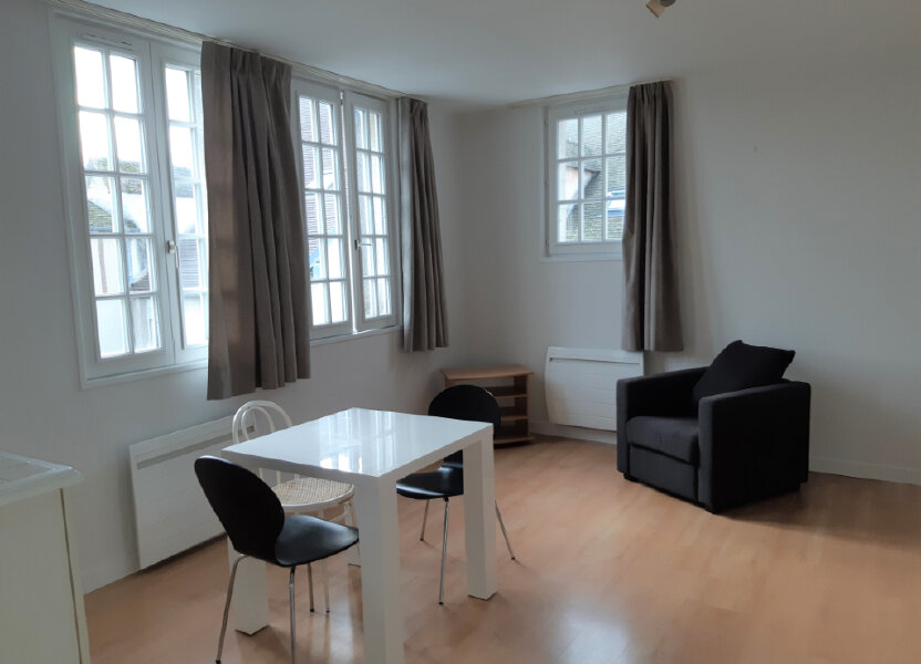 Appartement à louer 33.95m2 à Senlis