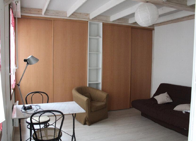 Appartement à louer 25.33m2 à Senlis