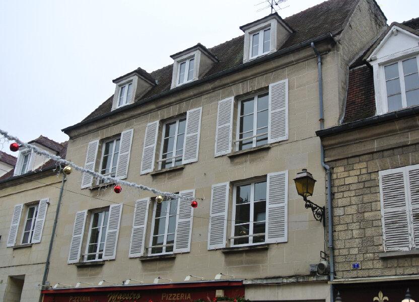 Appartement à louer 69.41m2 à Senlis