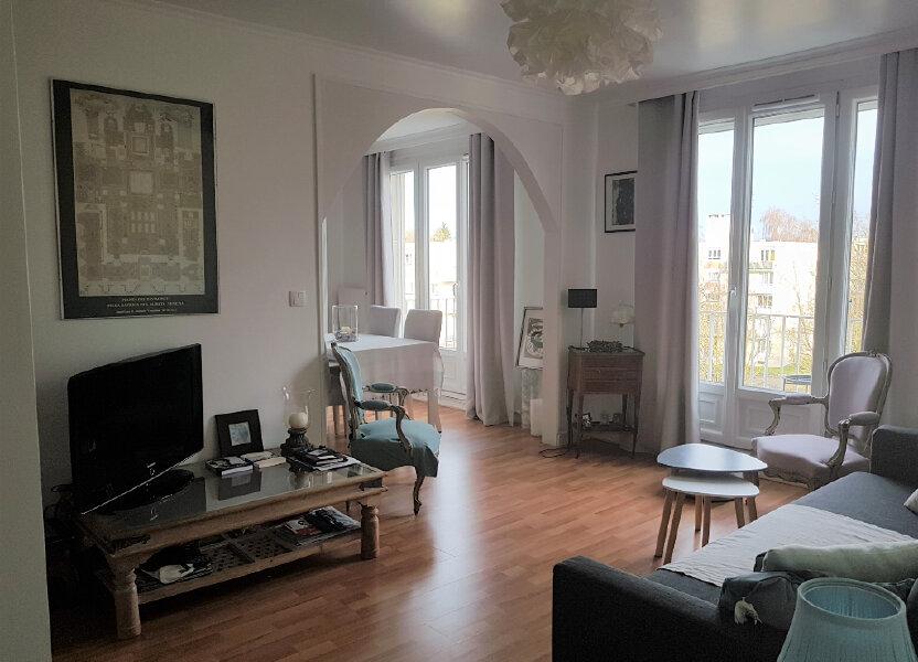 Appartement à louer 73.61m2 à Senlis